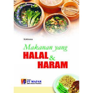 Makanan Yang Halal Dan Haram Toko Buku Online